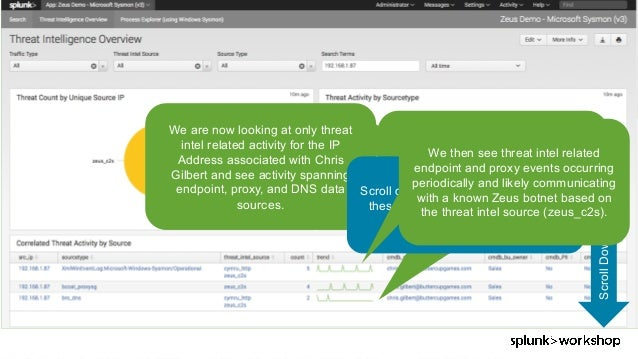 Splunk workshop-Threat Hunting