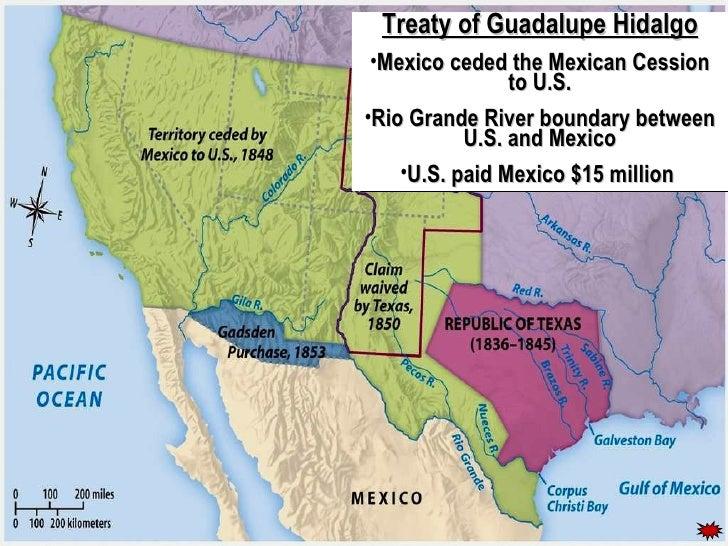 53 treaty of guadalupe hidalgo