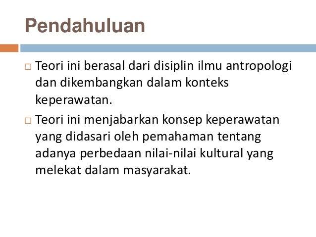 Transkultural nursing Slide 2