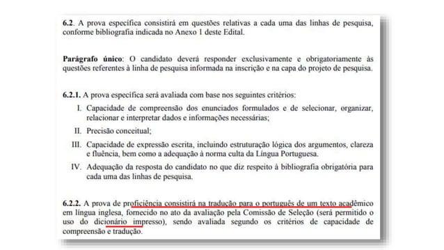 CALENDÁRIO DE DISCIPLINAS