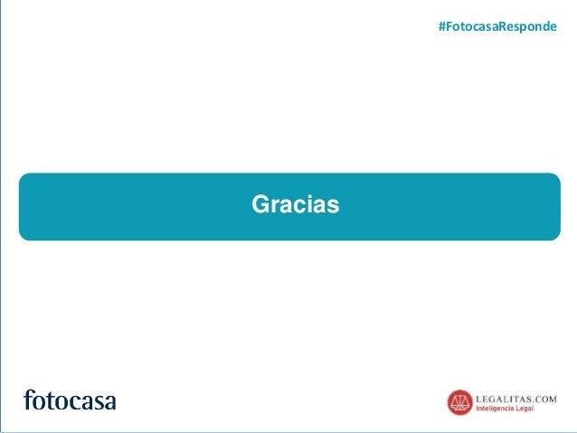 8 #FotocasaResponde Gracias