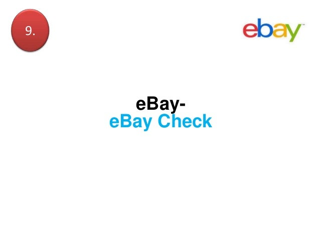 eBay Check social media buzz Ever since the launch of this new feature, the ecommerce brand has been encouraging netizens ...