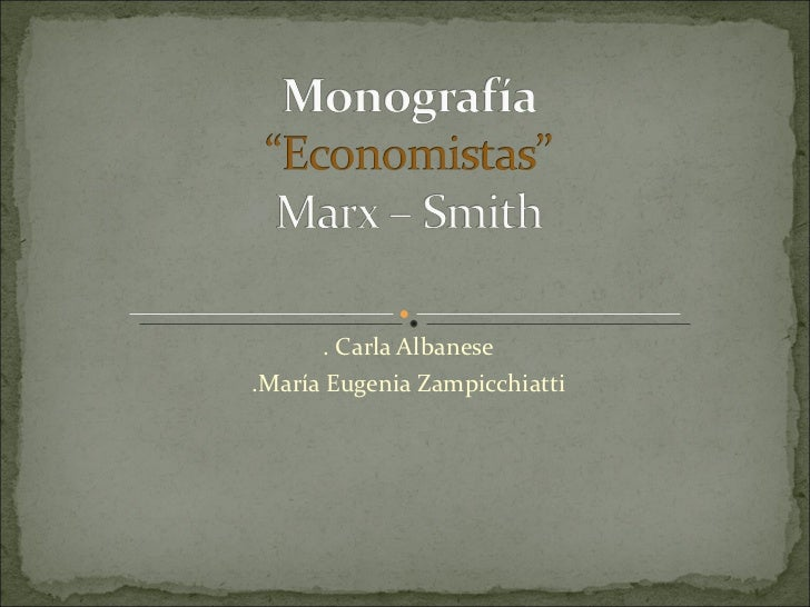 . Carla Albanese .María Eugenia Zampicchiatti