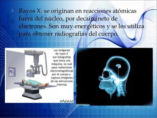 Espectro Electromagnetismo