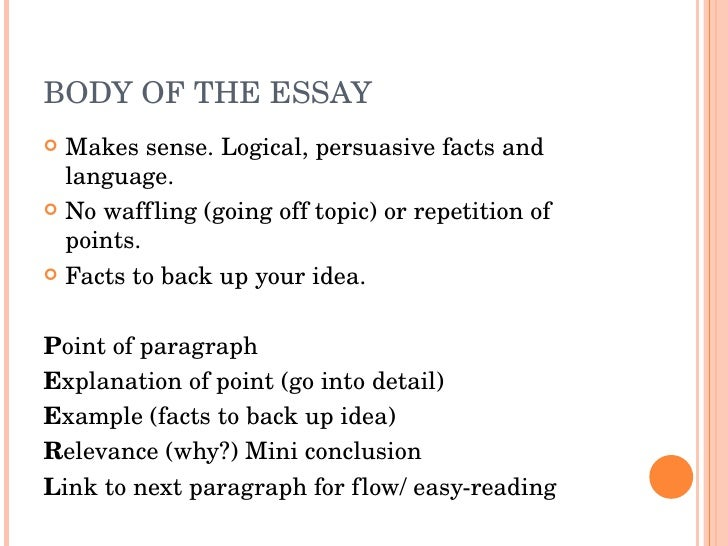 how to make essay writing easy