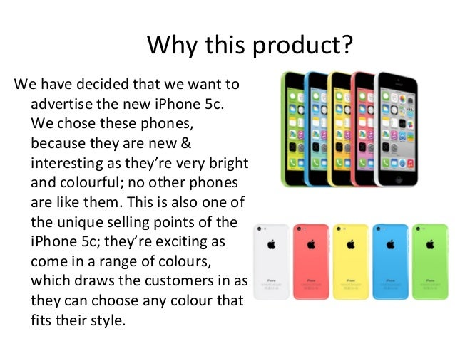 About our advert Since these phones are really bright and colourful, we want to use the Pleasantville effect when editing ...