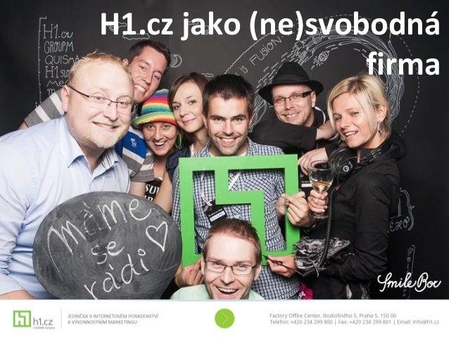 H1.cz jako (ne)svobodná firma