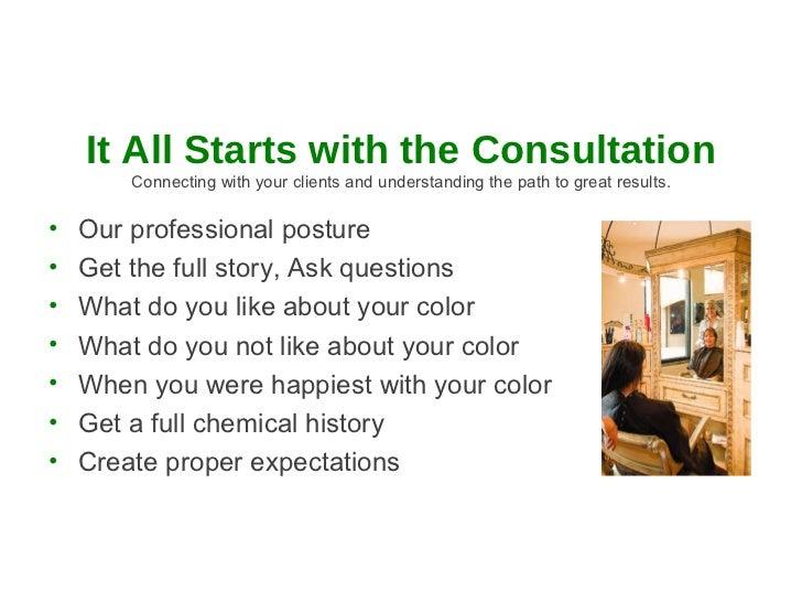 Understanding Professional Hair Color