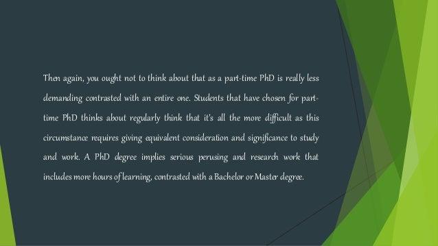 Pursuing phd resume