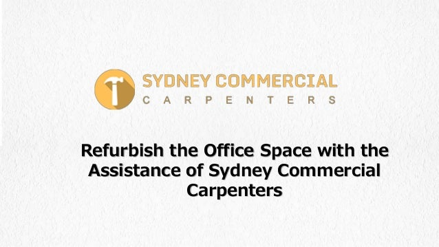 The Sydney Commercial Carpenters Aces in All Kinds of