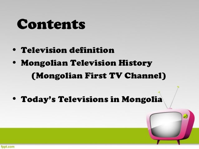introduction of television Interviewing skills for television production the on-camera interview introduction: use information from the interview notes to write an introduction.