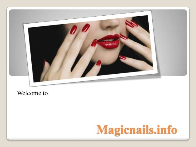 Magicnails.infoWelcome to