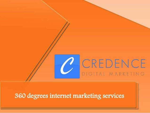 360 degrees internet marketing services