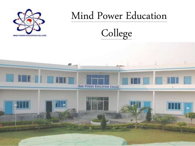 Mind Power Education College