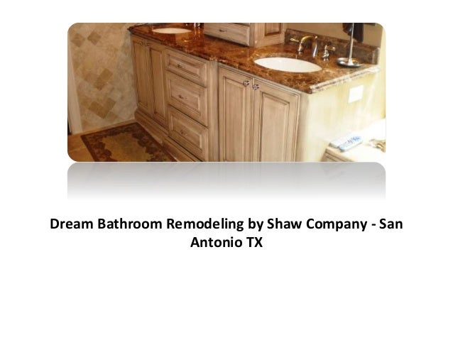 Ppt 1 bathroom remodeling san antonio