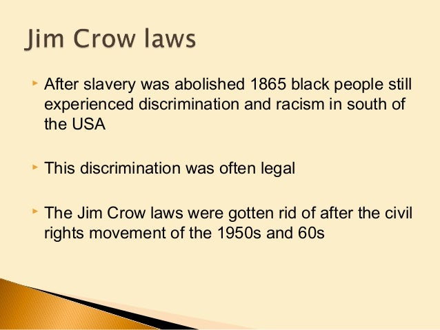 crow essay jim law