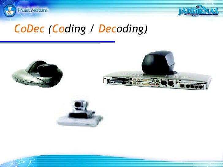 CoDec  ( Co ding /  Dec oding)