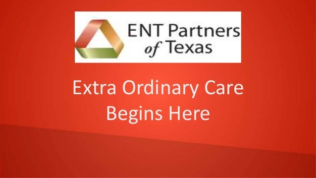 Extra Ordinary Care Begins Here