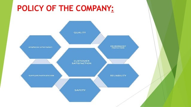 PROCESS OF MANUFACTURING
