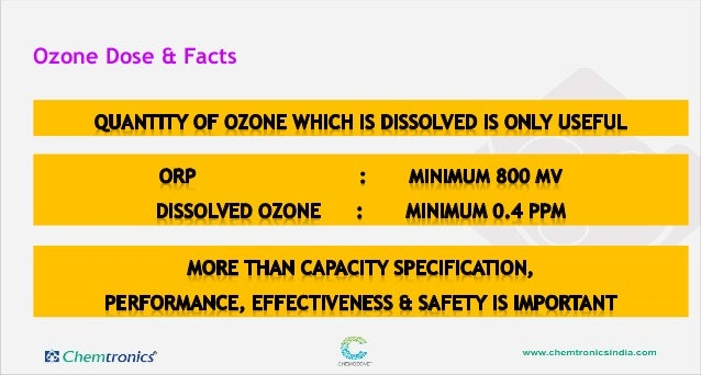 Application Of Ozone Hospitality