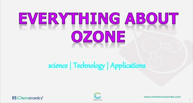 1 science | Technology | Applications