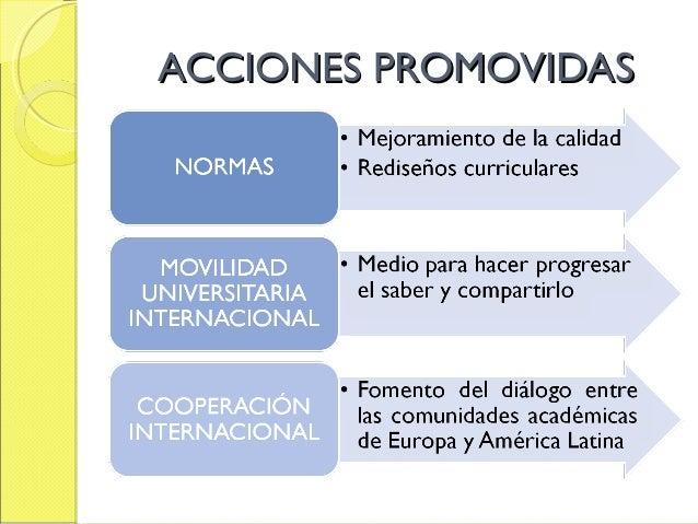 ACCIONES PROMOVIDASACCIONES PROMOVIDAS