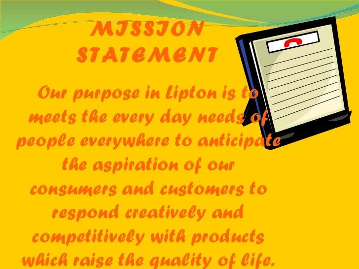 Lipton Complete Ppt By Kiran Shaukat