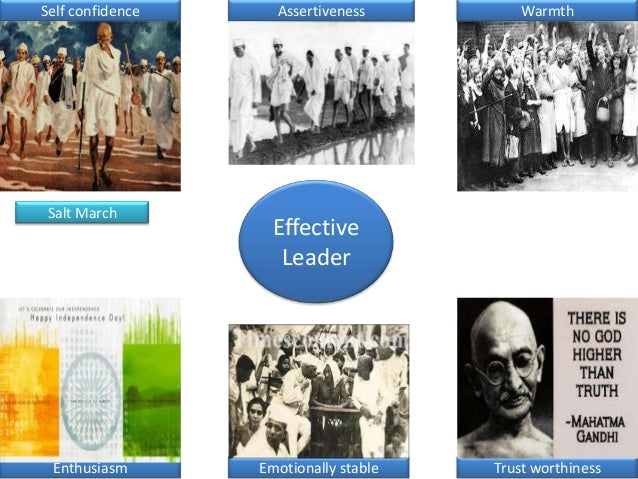 mahatma gandhi leadership styles Some philosophies stand the test of time and when it comes to leadership, mahatma gandhi's word you have to be the change that you want to see the need to revisit mahatma gandhi's leadership philosophy is felt the leadership styles so what is your leadership style become a.