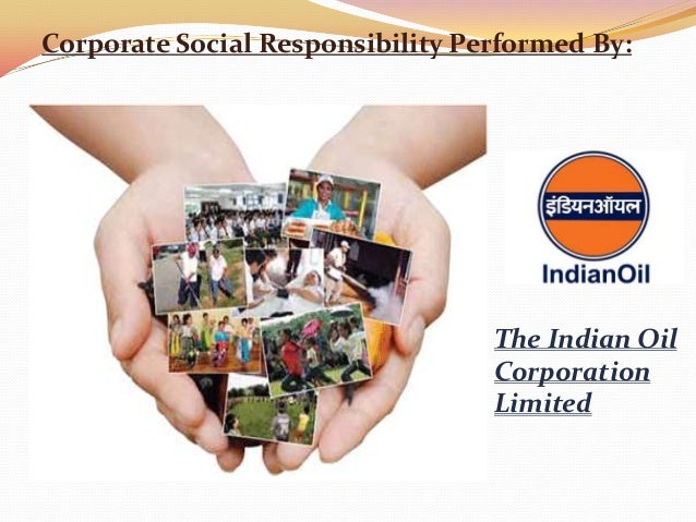 corporate social responsibility india
