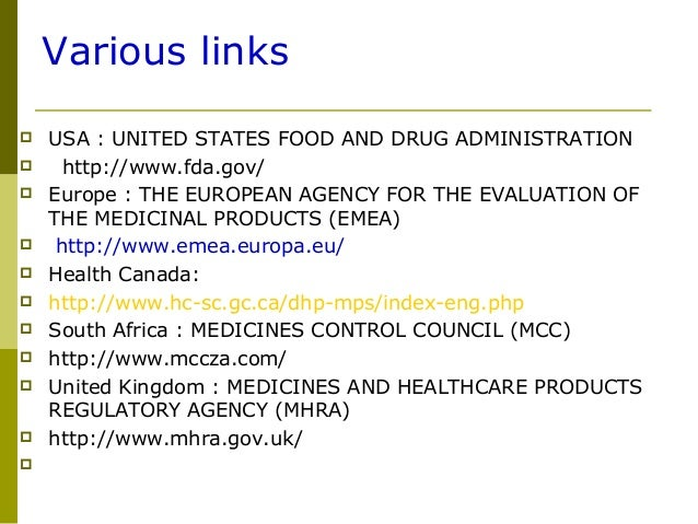 Ppt 1 Overview Of Regulatory Affairs And Diff Bodies