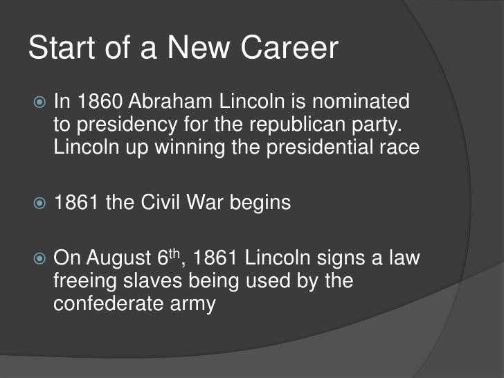 abraham lincoln ppt 2, Powerpoint templates
