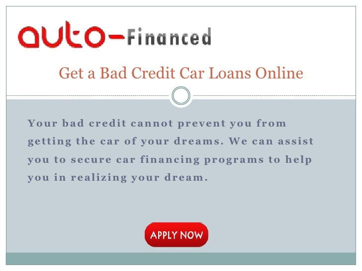 Personal Loans | Online Loans for People With Bad Credit