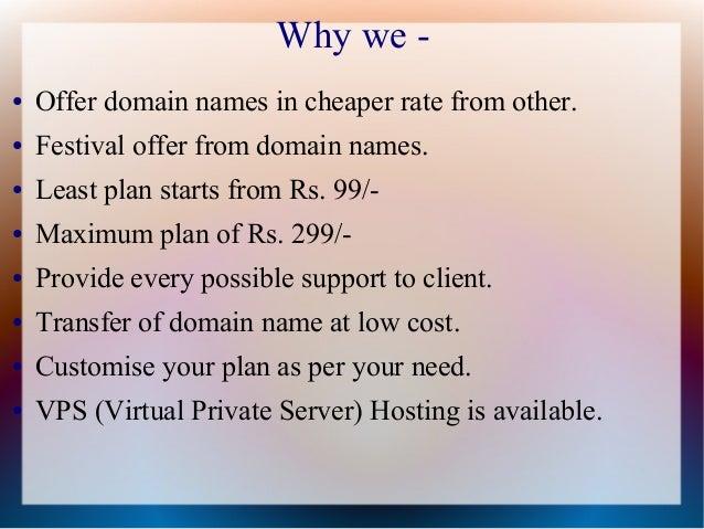 business website hosting