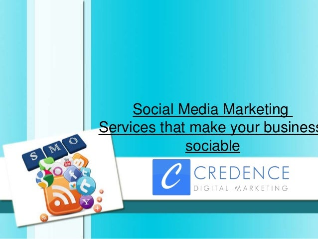 Social Media Marketing Services that make your business sociable