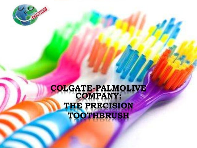 colgate palmolive toothbrush case study This is a brief case study analysis on colgate palmolive toothbrush brand this presentation has been done as a fulfillment of an assignment given by prof sam.