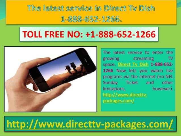 what s so great about direct tv deals 1 888 652 1266