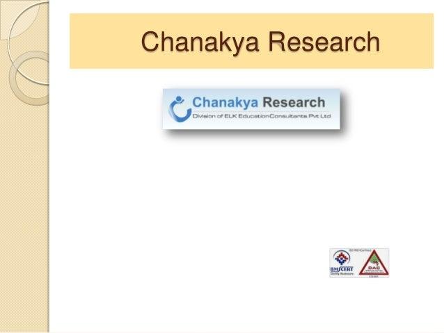 Chanakya Research