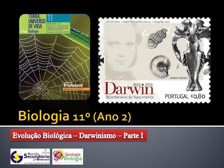    Em Dezembro de 1931 iniciou-se     um novo e brilhante capítulo na     história da Biologia. Um jovem     naturalista ...