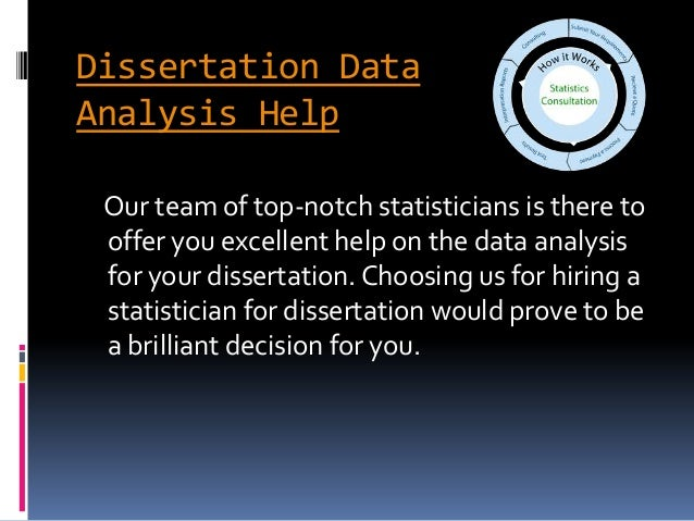 help with statistics for dissertation Statistics thesis help writing service and statistics thesis help writing help statistics thesis help statistical consultants can help students who are having difficulties understanding basic and advanced statistics.