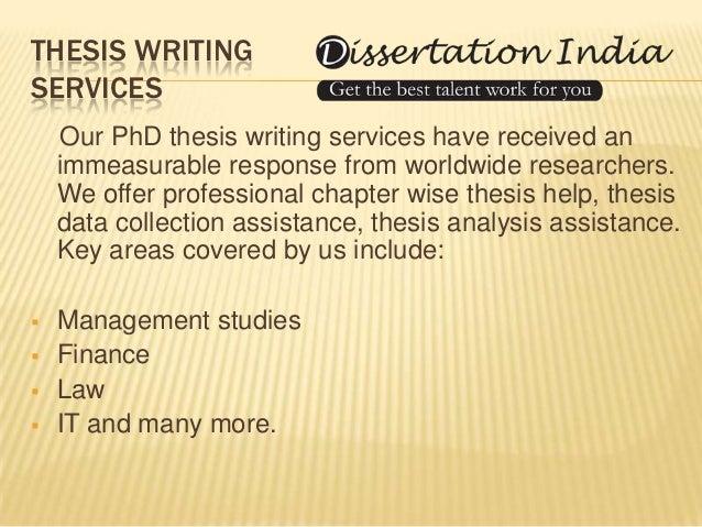 Dissertation typing