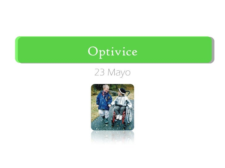 Optivice 23 Mayo