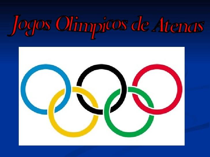 Jogos Olimpicos de Atenas