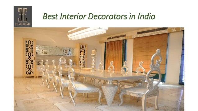 top interior designers delhi