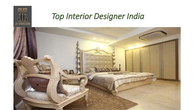 Top 20 Interior Designers In India