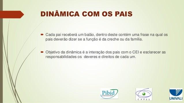 Divulgação Do Pibid No Cei Olegário João Clemes