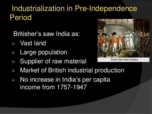 Industrialisation In India