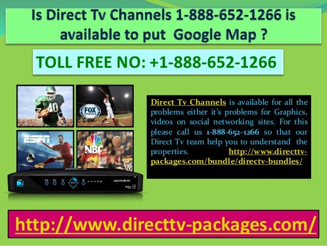 The latest service in Direct Tv Dish 1-888-652-1266