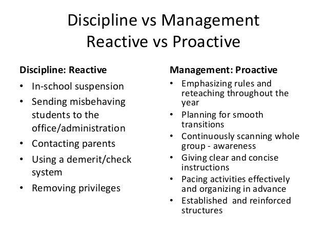Ppt 3 mgmt – Behavior Management Plan