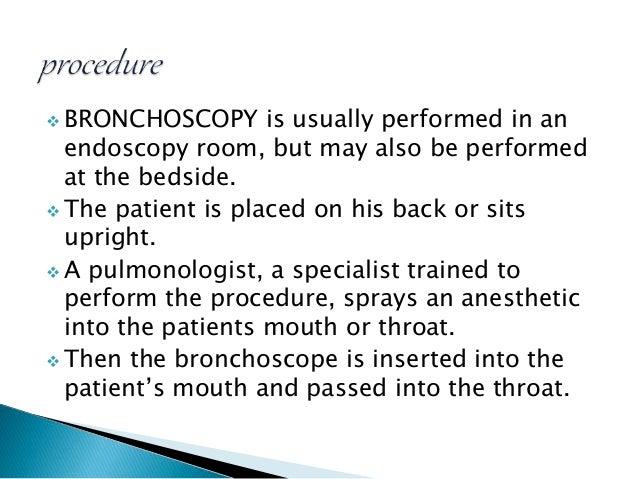  Stent therapy  Laser therapy  Argon beam coagulation  BRACHYTHERAPY  Rigid BRONCOSCOPY