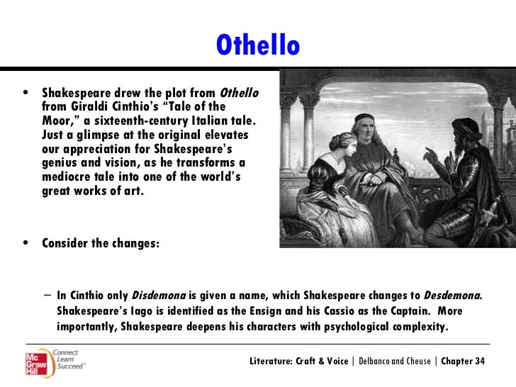 shakespeare othello summary